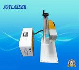 Машина маркировки лазера привлекательной конструкции портативная для портативного источника питания