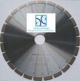 Лезвие паяемое серебром для гранита или мрамора вырезывания