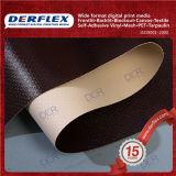 Materia textil del poliester del encerado del PVC del antimoho