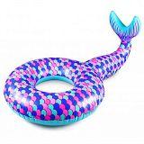 新しい水空気膨脹可能な魚のおもちゃの浮遊水泳のリング