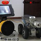 Câmera rodada Multifunctional da inspeção da tubulação S300