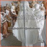 statua della Mary di Virgin di 1.2m in marmo che intaglia Ms1701