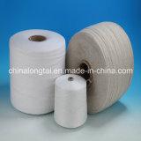 Filetto bianco grezzo del cotone di migliore qualità