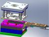 Пластичная прессформа для крышки электрофонаря