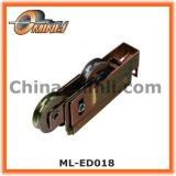スチール・ケース(ML-ED015)が付いているテラスの引き戸のローラー