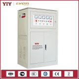 80kVA SBW prix servo de stabilisateur de tension de 3 phases