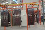 Linha de revestimento automática do pó para produtos