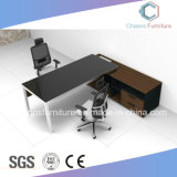 Projekt-Entwurf L Form-Melamin-Möbel-Büro-Tisch