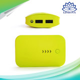 7800mAh Portable Power Bank Phone Charger com lanterna