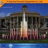Decorativo ligero al aire libre del diseño LED de Seafountain en la fuente de tierra