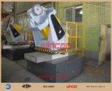 Gouge de récipient à pression et machine de meulage/machine de meulage