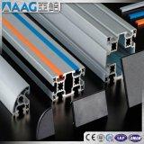 Aluminiumschlitz 20*20 40*40 45*45 45*90 90*180 40*80 des strangpresßling-Profil-8mm