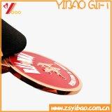 円形浮彫りのロゴの宝石類のギフト(YB-HD-51)のカスタム特別なペンキの首メダル
