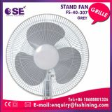 Qualitäts-Ventilator-elektrisch betriebener grauer Standplatz-Ventilator