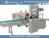 Bouteille rétrécissant et enveloppant la machine à emballer