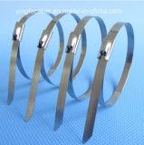 304 de Band van de Kabel van het Roestvrij staal van het Slot van 316 Bal