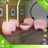 Cadeira moderna do diodo emissor de luz Apple da mobília