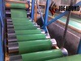 Glod argenté a balayé la bobine en aluminium enduite par couleur