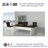 Oficina Muebles de madera Foshan fábrica de la tabla del escritorio Reunión Ronda