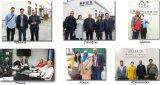 Тетрадь блокнота бумаги поставщика канцелярских принадлежностей Китая французская управляемая