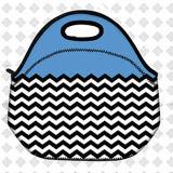 O almoço isolado térmico do piquenique ensaca o saco do recipiente da caixa de almoço da escola dos miúdos