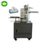 Лицевая машина запечатывания картонной коробки упаковки бокса ткани Semi автоматическая