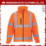 Industrielle feuerbeständige Twill-Sicherheits-Kohlenarbeitskleidung (ELTHJC-492)
