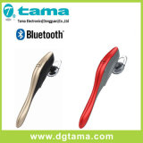 Uso del teléfono móvil y auricular sin hilos de Bluetooth Earbuds de la comunicación