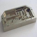Pièces de usinage d'acier inoxydable de précision de commande numérique par ordinateur de qualité/partie en aluminium