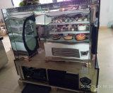 Refrigerador aberto Refrigerated Ventilador-Refrigerando do bolo da parte dianteira dos casos de indicador da padaria (KT770AF-S2)