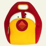 Beau sac d'épaule mignon de sac à dos du néoprène de dessin animé pour des enfants