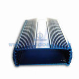 Perfil de alumínio do elevado desempenho para o inversor solar (ISO9001)