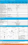 Transducteur de courant Capteur d'effet Hall Transformateur de courant à boucle ouverte