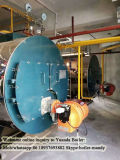 O petróleo horizontal o mais atrasado de 2 toneladas/caldeira de vapor despedida gás