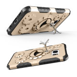 体操装置の連続した腕章のSamsung S8のための多機能の電話箱