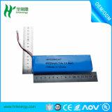 Hohe Kapazitäts-Plastik-Lithium-Batterie, 4000 mAh-13500mAh Tablette-Batterie
