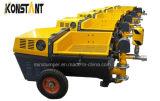 De Machine van de Spuitbus van het Mortier van het Cement van het Zand van de Verf van het Pleister van de muur