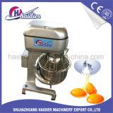 misturador de alimento 5L-80L planetário para chicotear ovos com protetor da segurança