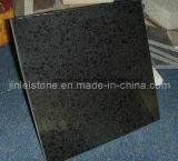 Точные античные черные плитки гранита & слябы, античные черные плитки гранита