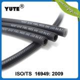 Mangueira de combustível de borracha preta flexível de 5/16 polegadas com Ts1649