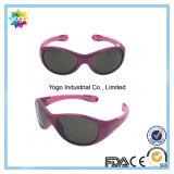 Les lentilles en gros Tr90 de qualité badine des lunettes de soleil de promotion