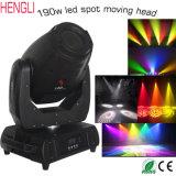 190W LED Punkt-beweglicher Kopf für Stadium mit Regenbogen-Effekt (HL-190ST)