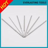Morceaux de foret d'acier à outils de haute précision pour le jeu dentaire d'outil manuel