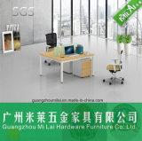 Fünf Stern-Büro-Möbel-Grundmetall-Schreibtisch-Bein