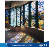 교회의 Windows를 위한 예술 장식적인 유리