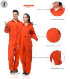 Combinação alaranjada por atacado, multi combinações industriais do Workwear dos bolsos