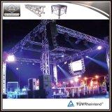 Beweglicher Aluminiumbeleuchtung-Binder-Lautsprecher-Aufzug-Aufsatz