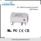 driver costante della corrente LED di 34~42W 600~900mA