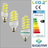 8W 12W 16W 2u 3u 4u COB LED Lâmpada de economia de energia