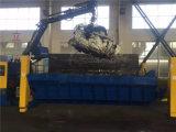 Het diesel Draagbare Mobiele Werken Met motor van de Pers voor het Samenpersen van Machine